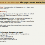 Network Access Message